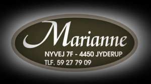 Butik Marianne Jyderup Salgsted