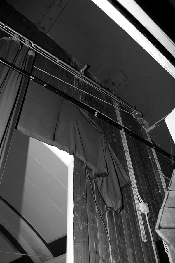 Scenetæppe wiretræk