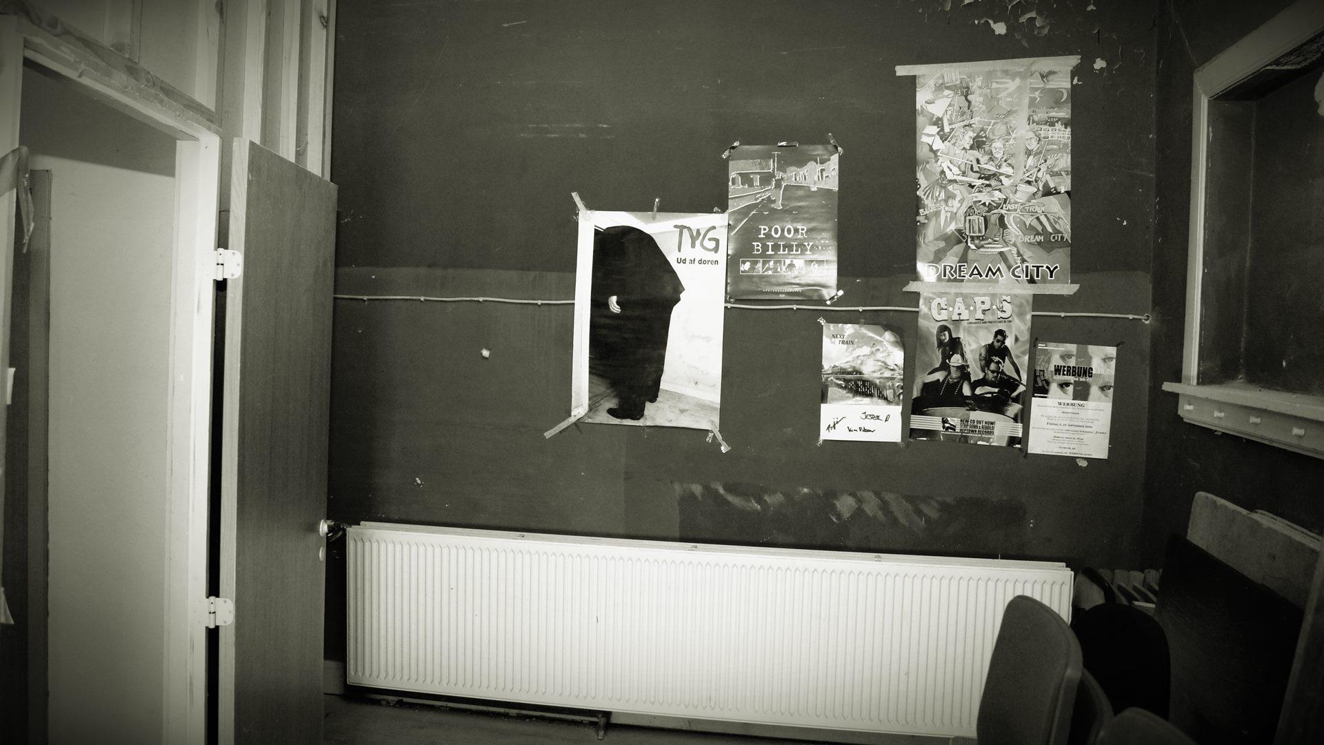 Skarridsøsalen - et lokale med historie