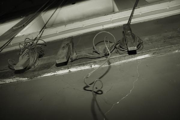 Wire til scenebelysning