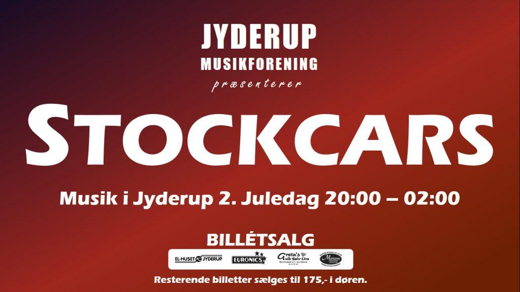 Stockcars Spiller i Jyderup 2. juledag